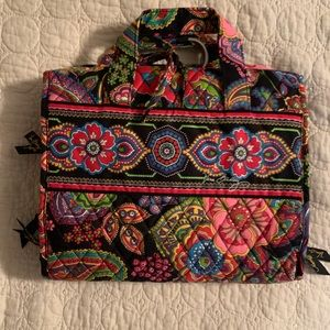 Vera Bradley Travel Make-up Bag NWOT